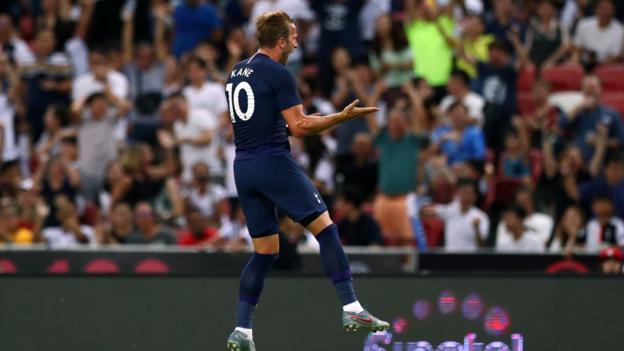 Pre-season friendlies: Harry Kane fires stoppage-time winner against Juventus thumbnail