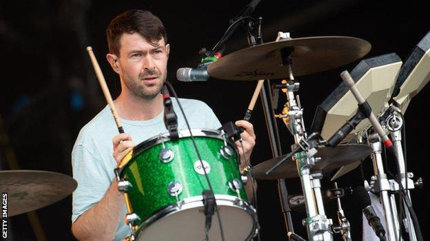 Friendly Fires drummer Jack Savidge