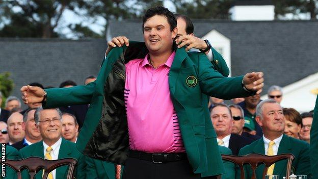 Patrick Reed wins The Masters in 2018