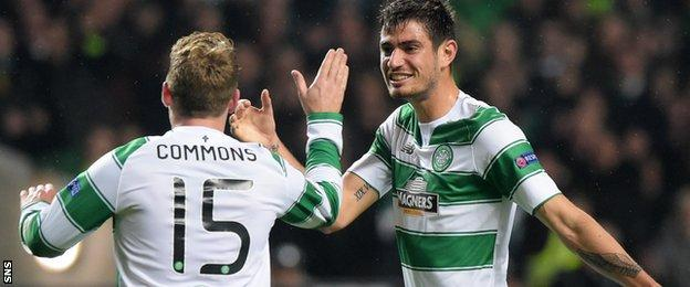 Commons diverted Bitton's shot into the net for the leveller