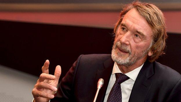 Sir Jim Ratcliffe: Britain's richest man rules out Premier League move thumbnail