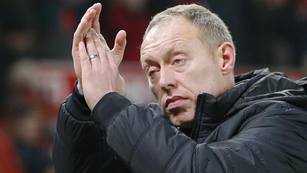 Coronavirus: Steve Cooper says Swansea City will discuss 'what ifs' if season cannot resum thumbnail