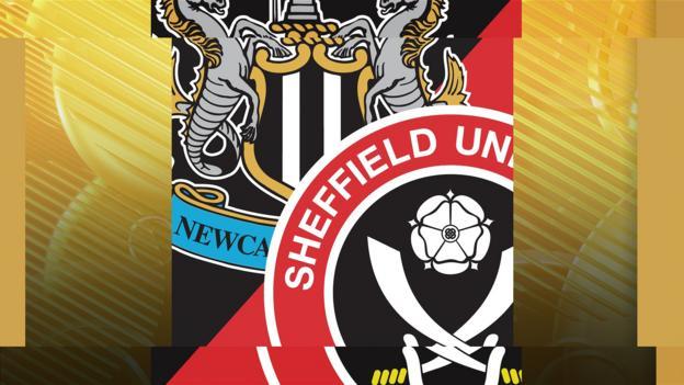 Newcastle v Sheff Utd