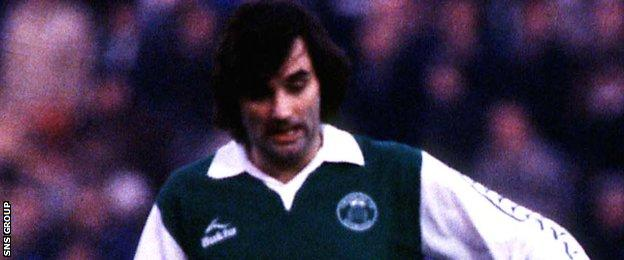 George Best played for Hibs in the 1979-80 season