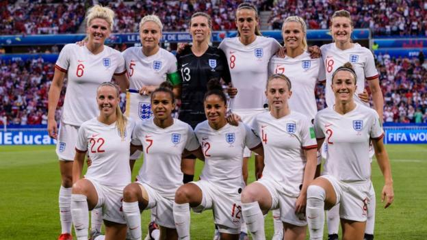 England women friendlies to be shown live on BBC TV