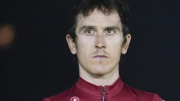 Geraint Thomas: Welsh cyclist aims for Tour de France and Olympic double