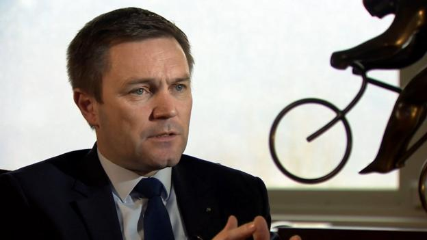 UCI chief wants Team Sky investigation following MPs ...