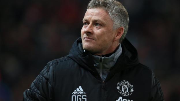 Manchester United behind in development, says boss Ole Gunnar Solskjaer thumbnail