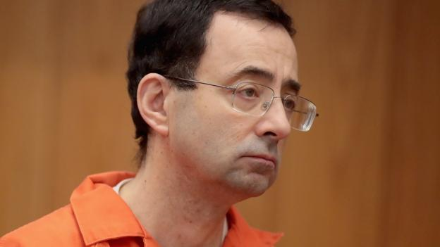 Larry Nassar: Aly Raisman criticises Li Li Leung's comments on abuse case thumbnail