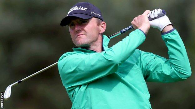 Michael Hoey has won five European Tour events during his career