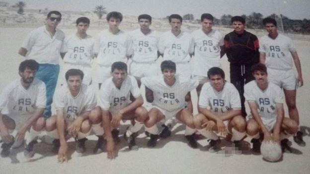 Picture of Dino Maamria aged 16