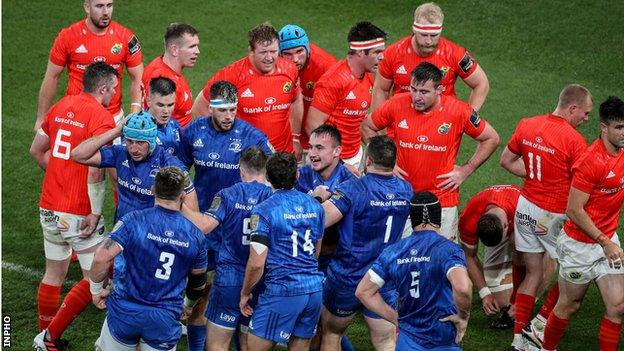 Leinster into PRO14 final