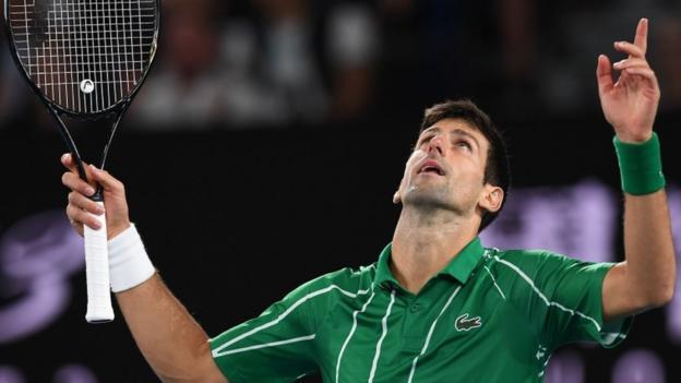 Australian Open: Novak Djokovic beats Dominic Thiem to win 17th Grand Slam thumbnail