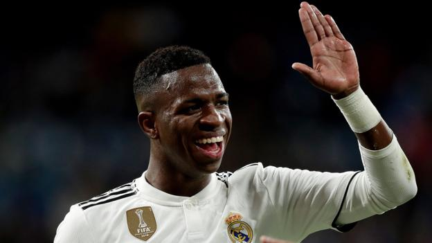 Vinicius Junior: Who is the teenager Real Madrid fans adore? thumbnail