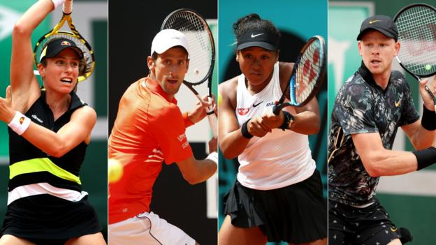 Konta & Edmund lead British hopes at US Open