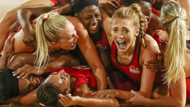 Quad Series: England select 10 Commonwealth champions in squad thumbnail