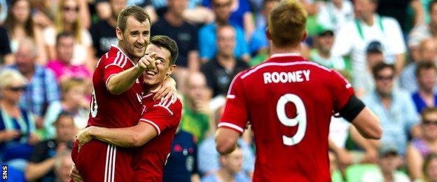 Aberdeen defeated Dutch side Groningen in last season's Europa League