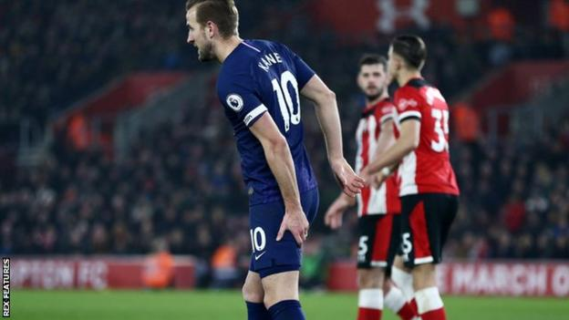 Kane has not played since suffering a torn hamstring in a 1-0 defeat at Southampton on 1 January