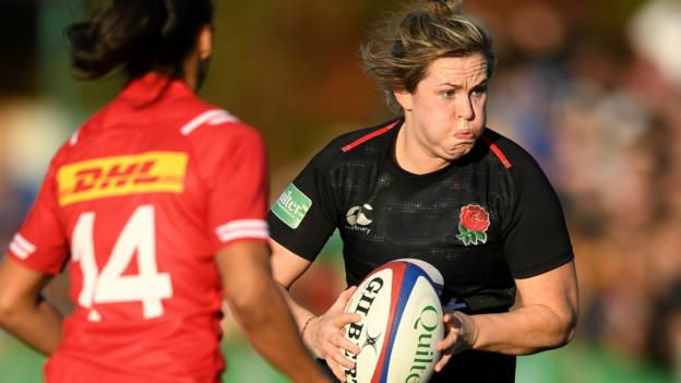 Marlie Packer: 'I thought I was out of the England squad' thumbnail