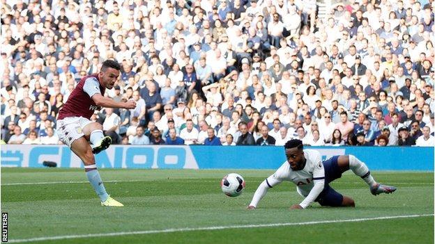 John McGinn scored in Aston Villa's play-off final win over Derby County in May