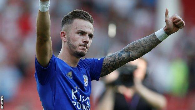 Caglar Soyuncu and Hamza Choudhury were superb from a defensive perspective but James Maddison offered repeated quality going forward. An assist, two key passes and a handful of good crosses thrown in, he is looking more and more key for Rodgers and could perhaps soon be key for the watching Gareth Southgate