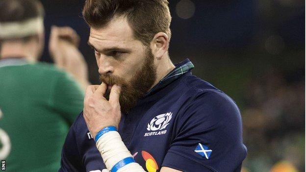 Sean Lamont reflects on Scotland's defeat by Ireland in their final Six Nations match
