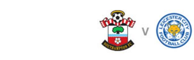 Southampton v Leicester