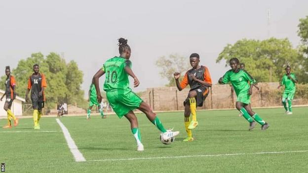 South Sudan women's football
