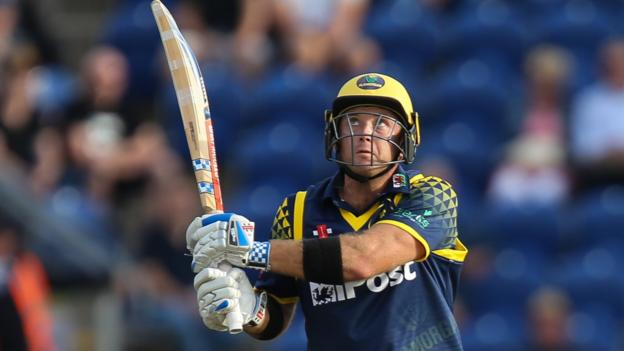 Glamorgan Cricket: Colin Ingram welcomes momentum after close win - BBC Sport