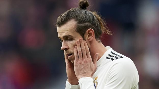 Gareth Bale: La Liga ask for Real Madrid forward to be sanctioned for gesture thumbnail
