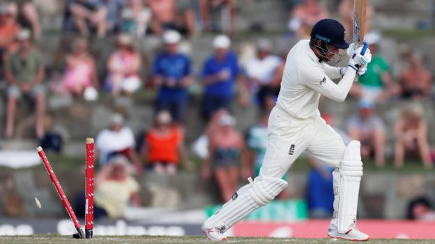 England in West Indies: Tourists must rein in positive approach - Agnew thumbnail