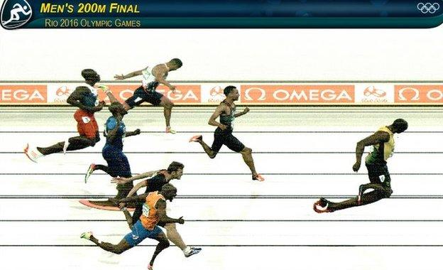 Rio 2016: Bolt wins 200m