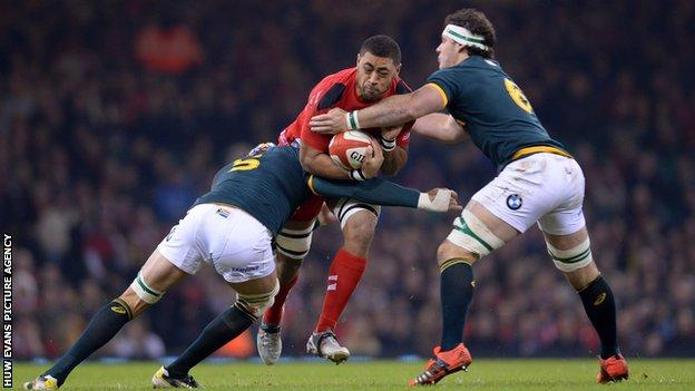 Wales South Africa