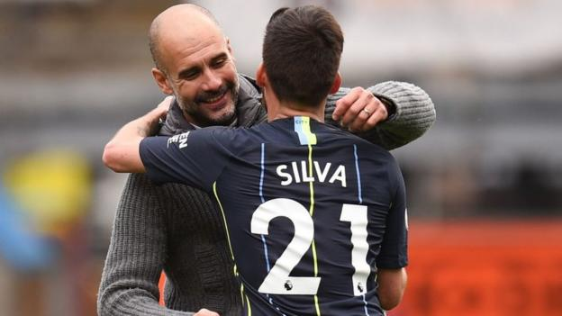 David Silva: Pep Guardiola thought Man City midfielder would 'suffer' in England thumbnail