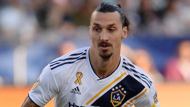 Zlatan Ibrahimovic: AC Milan 'recruiting' LA Galaxy striker – MLS chief
