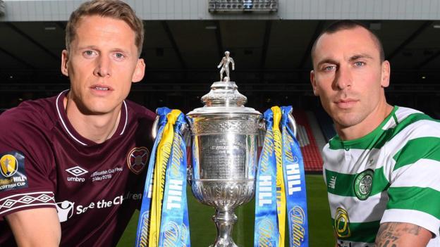 Heart of Midlothian v Celtic thumbnail