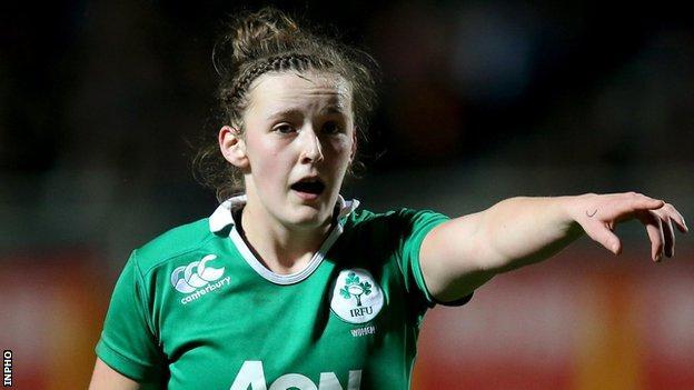 Ulster's Nikki Caughey