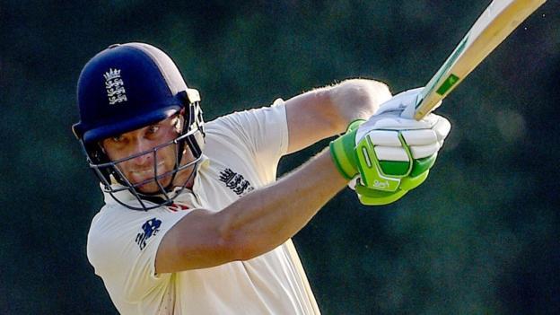 England in Sri Lanka: Jos Buttler & Joe Root score fifties in warm-up thumbnail