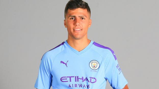 Rodri: Who is the Spain international and what will he bring to Man City? thumbnail