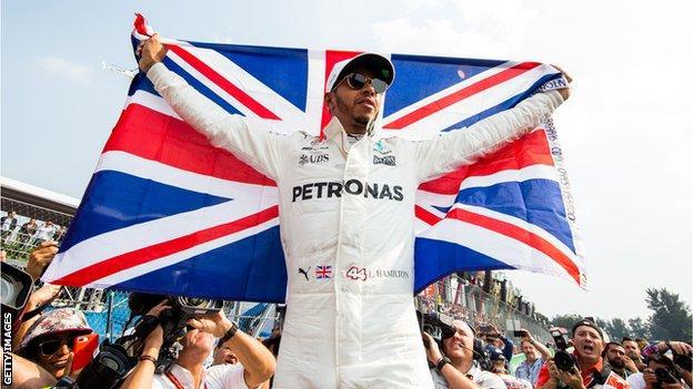 Mexican GP preview: Mercedes play down chances as Hamilton seeks sixth title