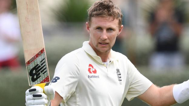 England in New Zealand: Joe Root 226 sets up tourists' victory push thumbnail