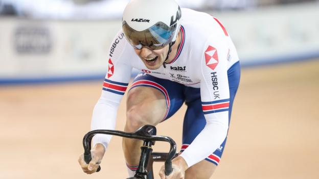 UCI Track World Cup  Jason Kenny feeling benefits of extended break - BBC  Sport effe5555e