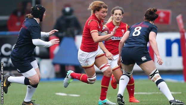 Former Wales captain Rachel Taylor won 67 caps in the back-row or at lock