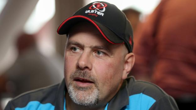 'We'll go after it hard' - Ulster's McFarland on Bath game