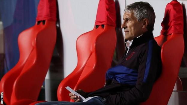 Quique Setien led Real Betis to their highest finish since 2005 and to the Copa del Rey semis before leaving in the summer of 2019