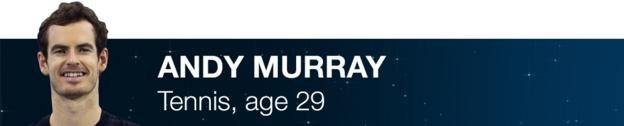Andy Murray - Tennis, age 29