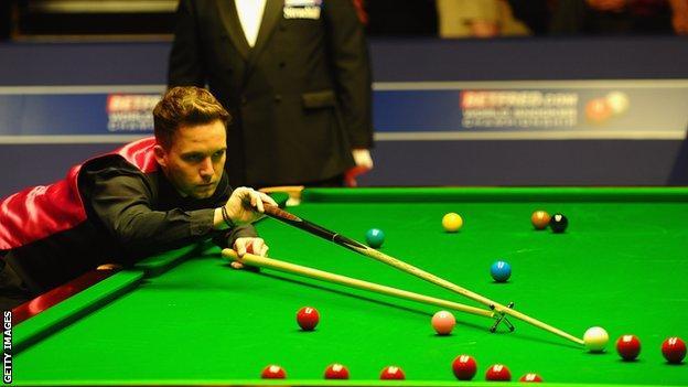 Jamie Jones snooker player