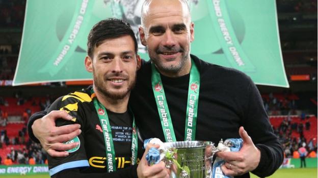 David Silva: Manchester City will give midfielder 'big farewell', says Pep Guardiola thumbnail
