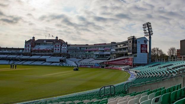 Surrey schedule two-day Middlesex friendly match behind closed doors thumbnail