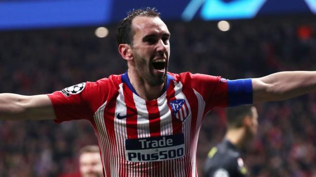 Atletico Madrid 2-0 Juventus: Spanish side claim dramatic win over Italian champions thumbnail